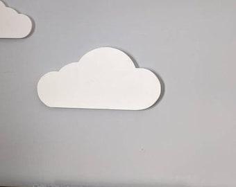 Medium Cloud Wall Hanging, Single Cloud