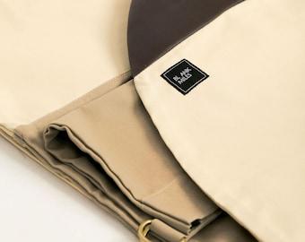 Surfboard sock, designer cover, handmade