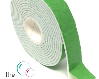 Double Sided Foam Tape Self Adhesive Thick Roll Craft Automotive 24mm x 3.5M