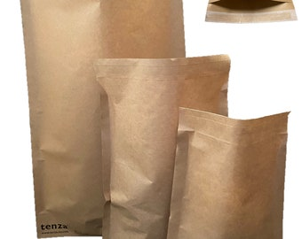 Kraft Paper Mailing Bags Eco-Friendly Brown Postal Envelope Shipping Mailer Bag