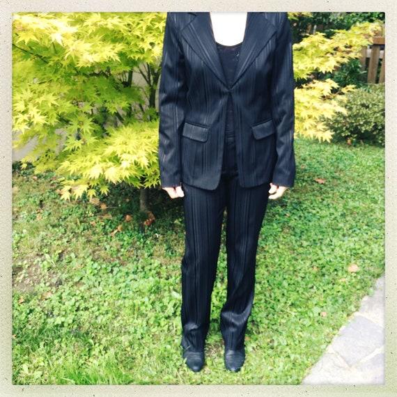 Naf Naf Black Suit
