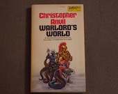 Warlord 39 s World - Christopher Anvil - Paperback Sci-Fi Daw 1975