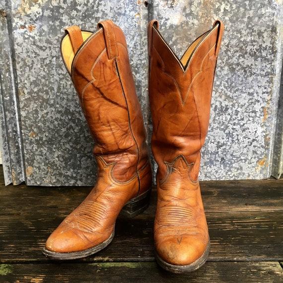 Vintage Western Cowboy boots