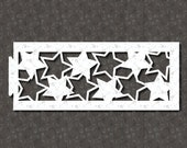 Tea Light Stars Lantern Winter Ornament SVG Cricut Cutting Machine File for Crafters