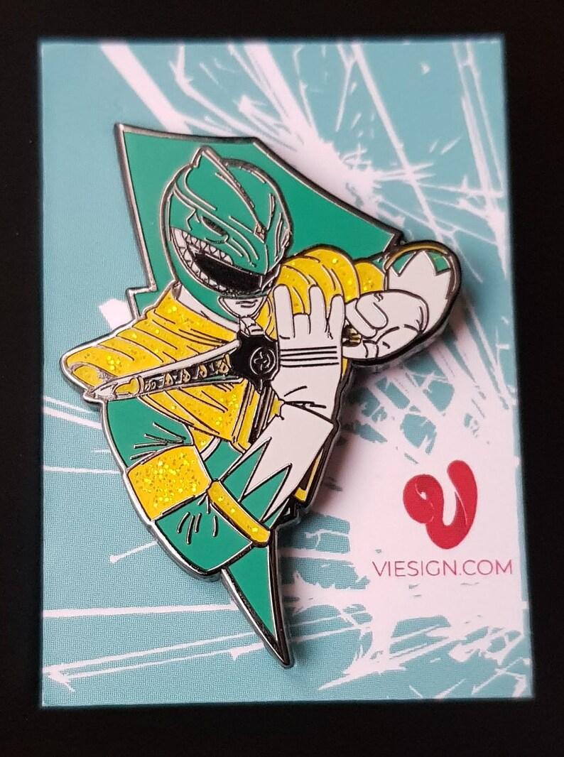 Dragon Ranger Pin image 0
