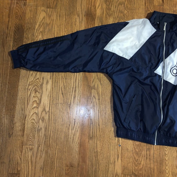 Men's Vintage Adidas 90s Lined Windbreaker - image 4