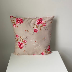 Felt Floral Pillow Etsy