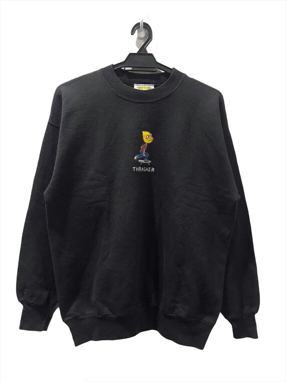 Rare Vintage THRASHER MAGAZINE Sweatshirt