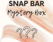 Snap Bar Mystery Box • High Fragrance Wax Melts • Soy Wax • Vegan • Paraffin Free