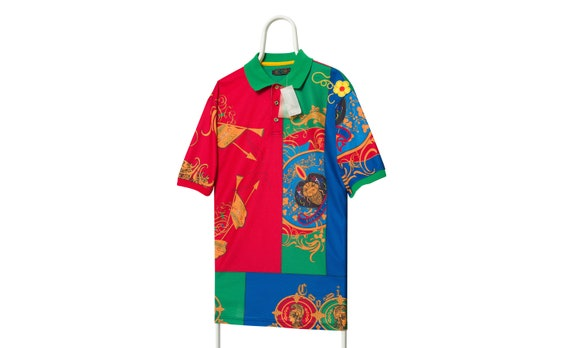 Coogi vintage new polo
