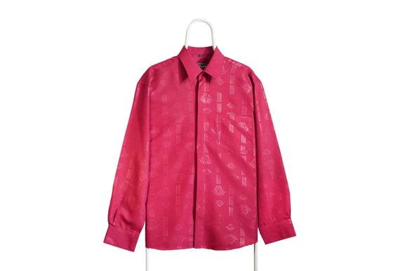 Versace vintage monogram 90s shirt