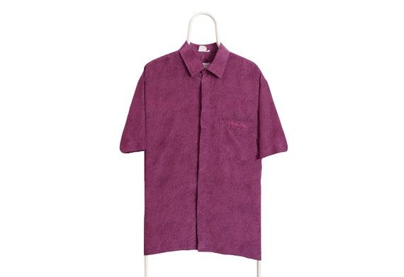 Christian Dior vintage 80s silk shirt