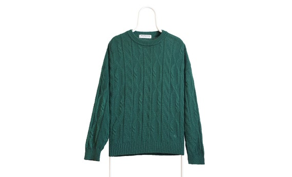 Burberry vintage 90s men's sweater