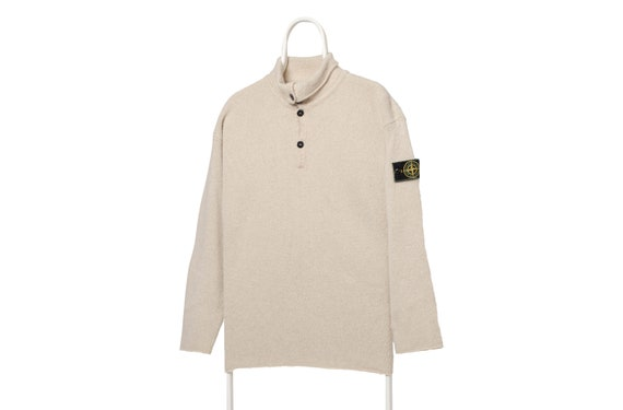 Stone Island vintage wool sweater , 23 collection
