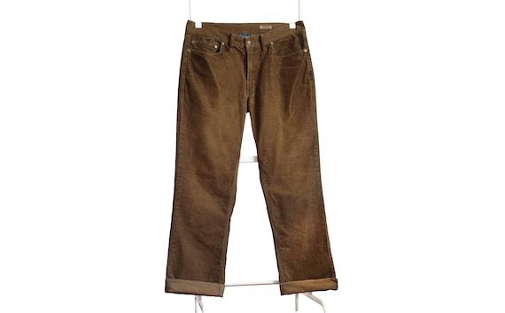 Vintage 90s corduroy pants Polo by Ralph Lauren