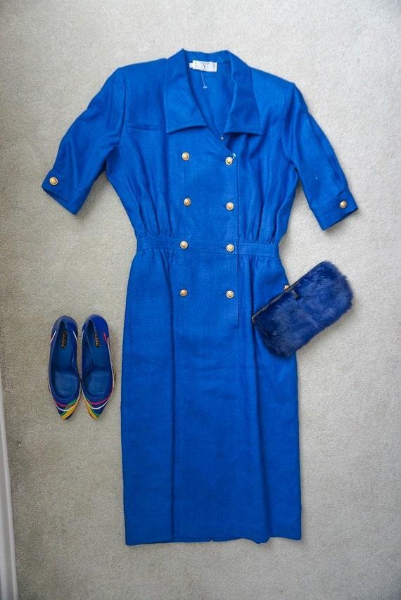 Valentino 1980's Vintage Dress