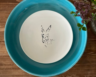 Small PLATE with desired motif