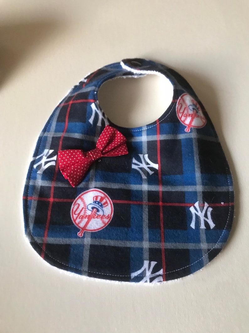 New York Yankees Bib Set