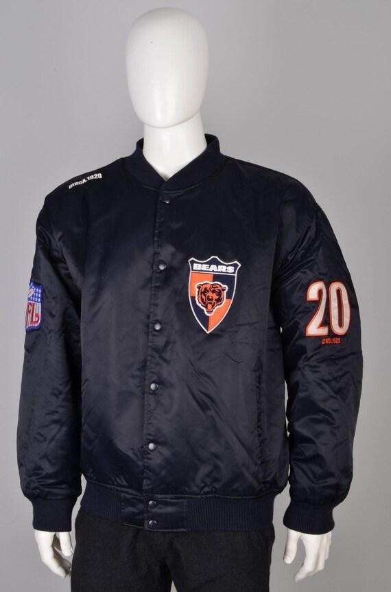Vintage Nhl originals Bears Team Black Bomber jack