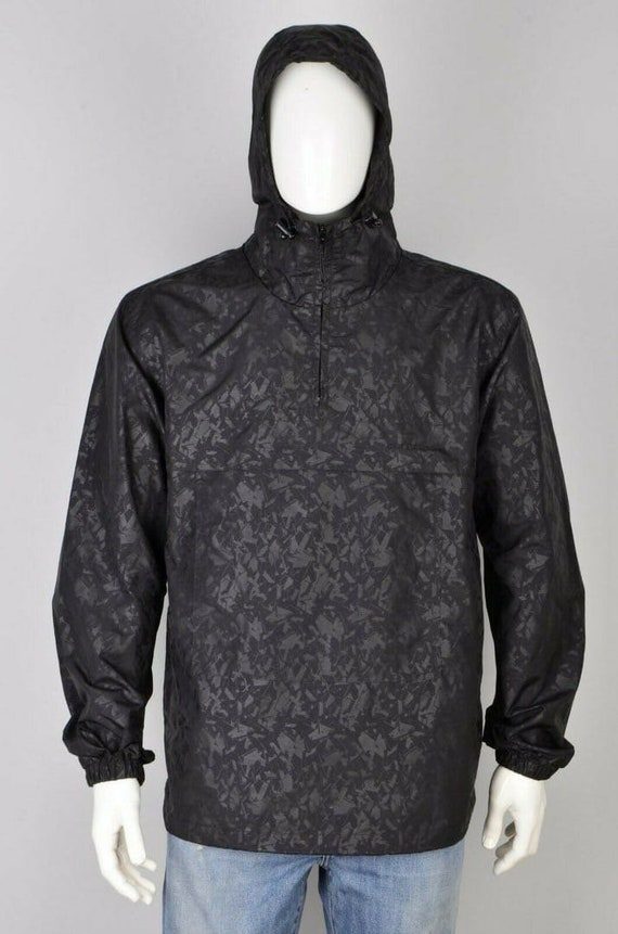 Carhartt windbreaker anorak camouflage jacket coat