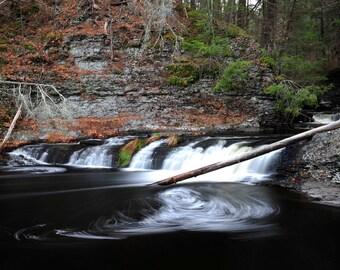 Swirl on the Creek