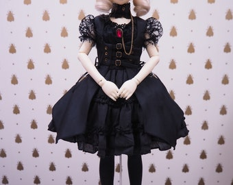 Clothes for 1/3 BJD/SD/DD/Gothic Lolita/Elektra