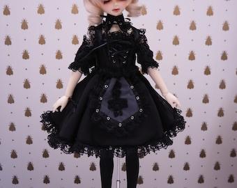 Clothes for 1/3 BJD/SD/DD/Gothic Lolita/Echidna