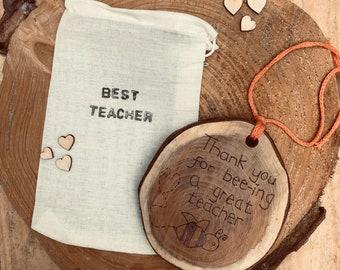 Teacher/ nursery teacher gifts