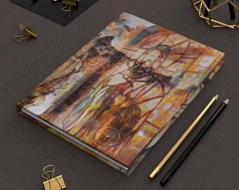 Jesus Hardcover Journal | Mary Magdalene Art Notebook
