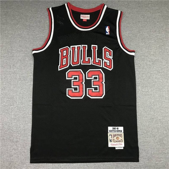 Vintage Scottie Pippen Chicago Bulls 1997-98 Vinta