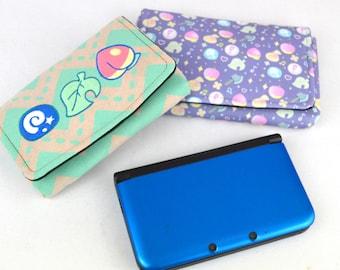 Animal Crossing designs - Nintendo 3DS Case