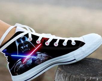 Star Wars Converse | Etsy
