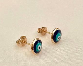 protection - Pendants Cornaline bad eye Earrings