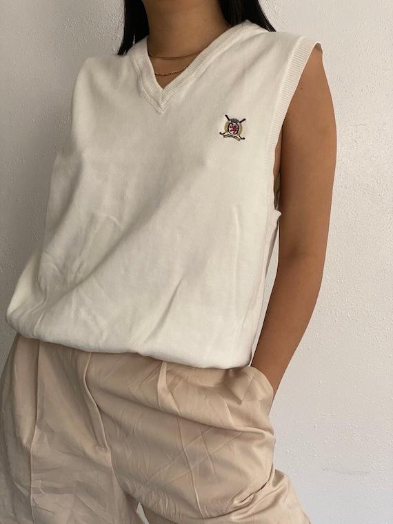 Vintage Tommy Hilfiger Golf Sweater Vest