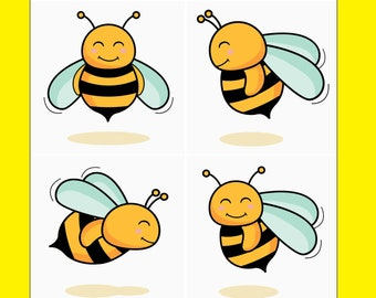 Boo Bee Svg Etsy