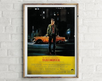 catboy movie poster prints A6 6x4 pulp fiction, taxi driver, platoon