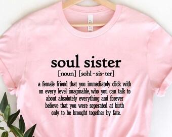 soul sister tshirt