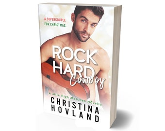 Rock Hard Cowboy *SIGNED EDITION*