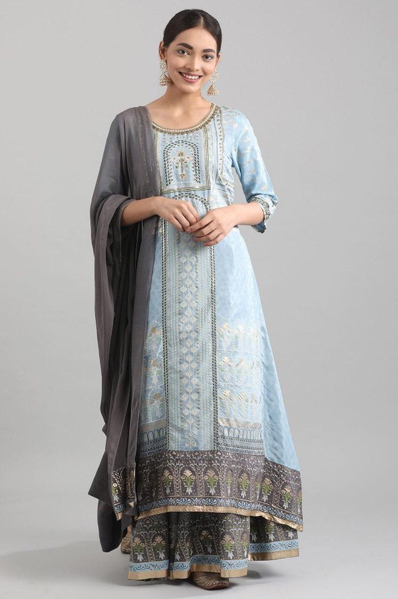 blaues kleid, kurta set, wikinger-kleid, tüll brautkleid, brautjungfer  roben, mutterschaft kleid, kleid, edwardian kleid, blythe kleid