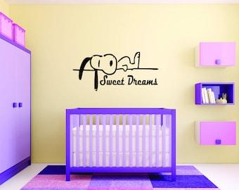 GE124 Custom Decal,Wall Art Vinyl Decal,Wall Sticker Cartoon Decal Wall Art Nursery Decor,TV series Decal Wall Vinyl Decal