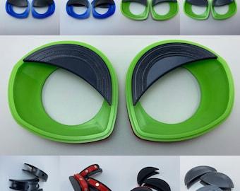 Magnetic eyelid Add on Kit for FSD EYES  (Eye Blanks  NOT Included)