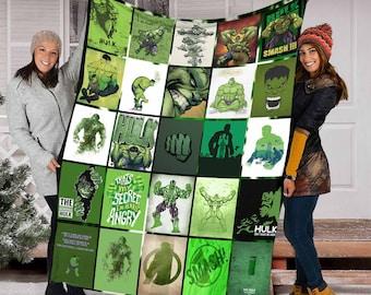 hulk blanket