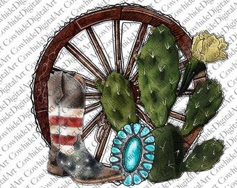 Silhouette Files for Cricut explore more hand drawn eagle boho WILDE Soul Svg Dxf PNG cactus thunderbird summer desert Sublimate,