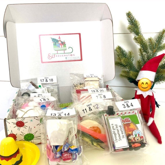2021 Elf Kit ready to ship