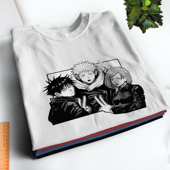 Yuji Itadori Shirt Sukuna Anime Shirt Jujutsu Kaisen Sukuna shirt
