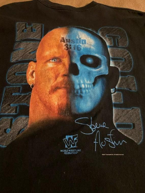 Stone Cold Steve Austin WWF T-Shirt