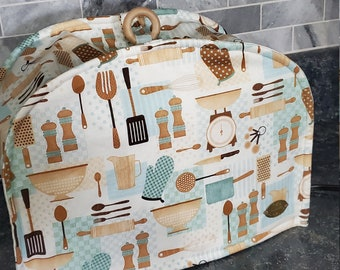2 slice toaster cover