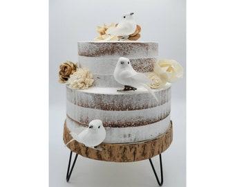 Doves 225-197 Cake Topper