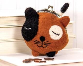 Calico Cat Sling Bag Calico Cat Crossbody Bag Calico Cat Calico Cat Phone Purse Calico Cat Coin Purse Calico Cat Crossbody Purse