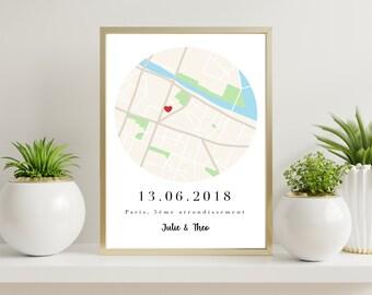 Cherche cadeau pour anniversaire de rencontre